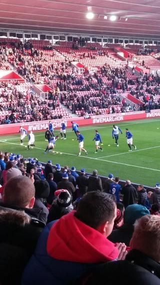 Southampton v Everton @ St Marys 20/12/2014 - Page 13 Everto11