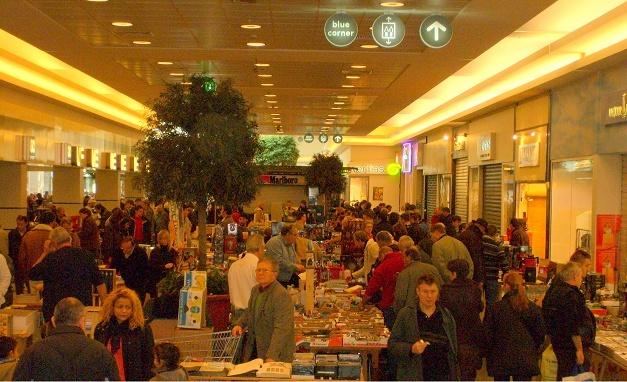 Dates de la Bourse à Woluwe Shopping Center Woluwe10