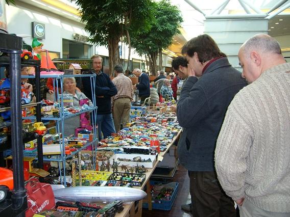 Dates de la Bourse à Woluwe Shopping Center Woluwe11
