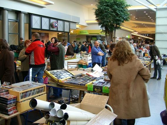 Dates de la Bourse à Woluwe Shopping Center Woluwe12