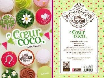 [Cassidy, Cathy] Les filles au chocolat – Tome 4 : Cœur Coco Coeur_10