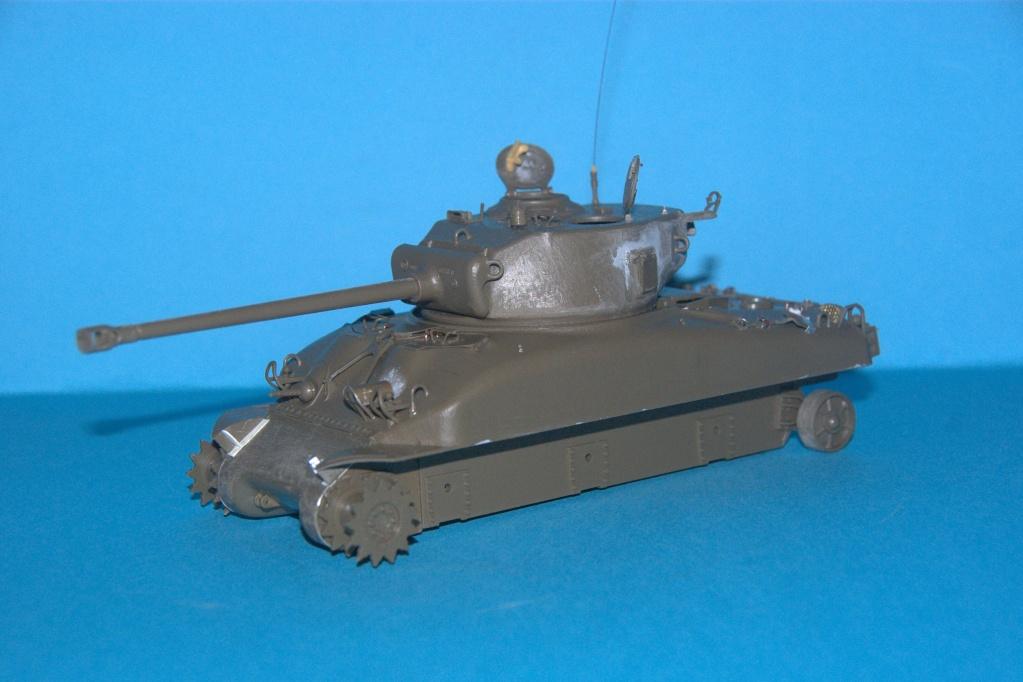 Sherman - Sherman M4 A1 1:35 Tamiya Imgp6510