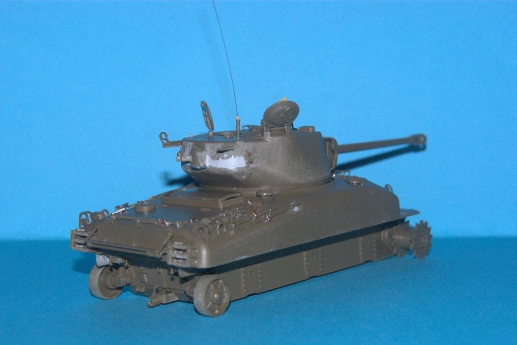 Sherman - Sherman M4 A1 1:35 Tamiya Imgp6512