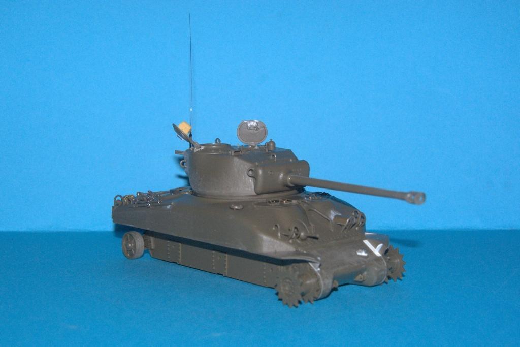 Sherman - Sherman M4 A1 1:35 Tamiya Imgp6513