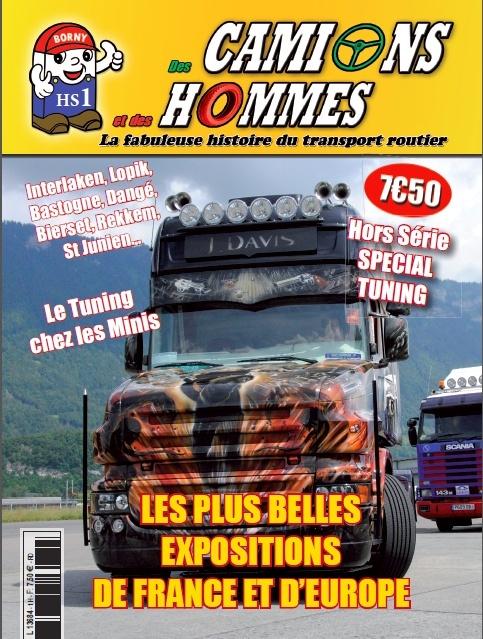 Le premier Hors série des Camions et des hommes disponible  en kiosque Aaaaaa10