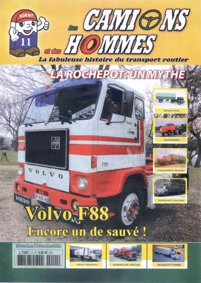 N°11 du magazine Des Camions et des Hommes Passep10