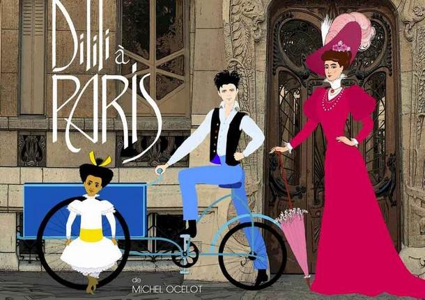 DILILI A PARIS - Ocelot Michel - Nord-Ouest Films - 2017 Dilili10