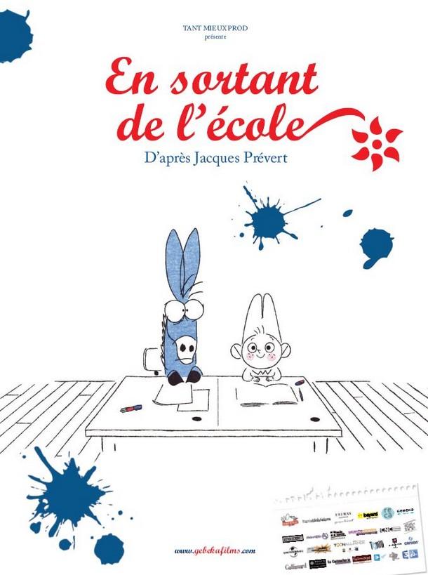 EN SORTANT DE L'ECOLE - Tant Mieux Prod - 1er oct. 2014  Ensort11