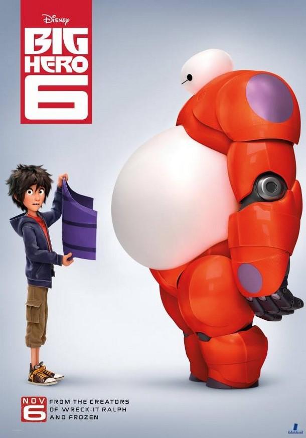 BIG HERO 6 - Disney/Marvel -US : 07 novembre 2014 Les_no11