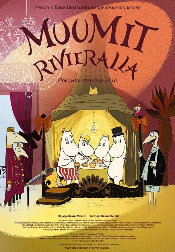 MOOMINS ON THE RIVIERA - Handle/Pictak - 04 Février 2015 Moomin11