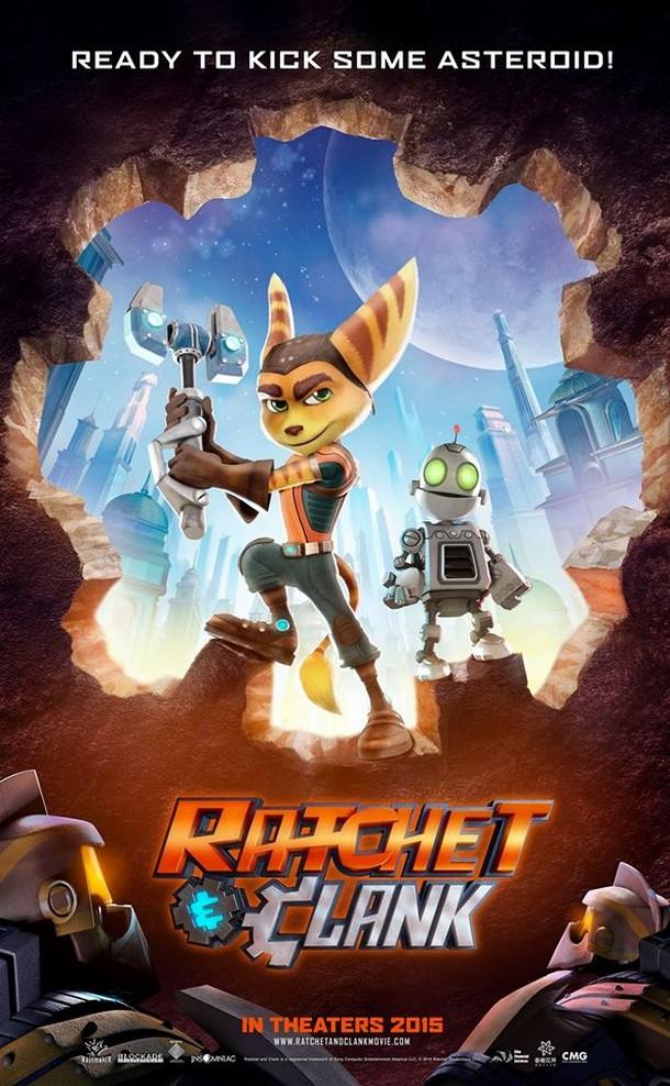 RATCHET AND CLANK MOVIE - Rainmaker/Blockade - 2015 Ratche10