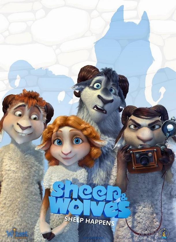 SHEEP' N' WOLVES - Wizart Animation - RU : Printemps 2016 Sheepe10
