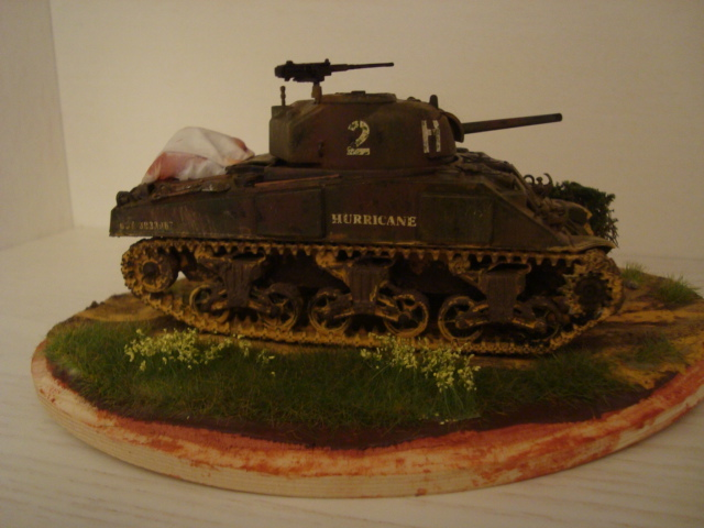 Sherman - M4 sherman Tamiya au 1/48 Dsc05611
