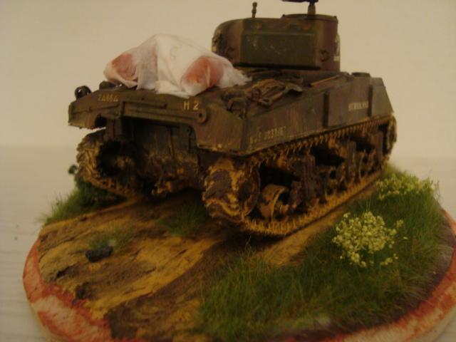 Sherman - M4 sherman Tamiya au 1/48 Dsc05612