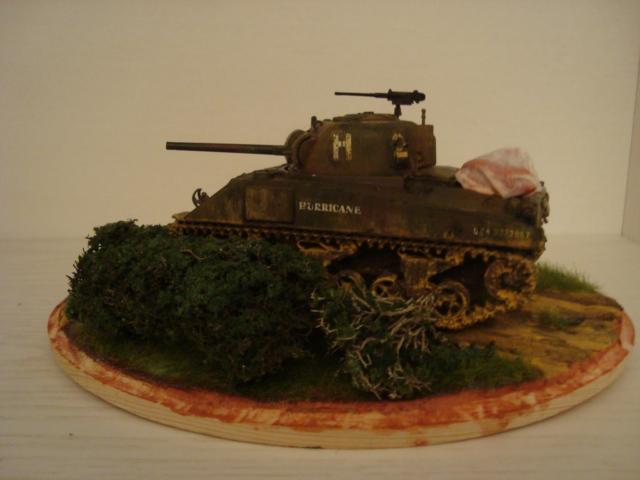 Sherman - M4 sherman Tamiya au 1/48 Dsc05613