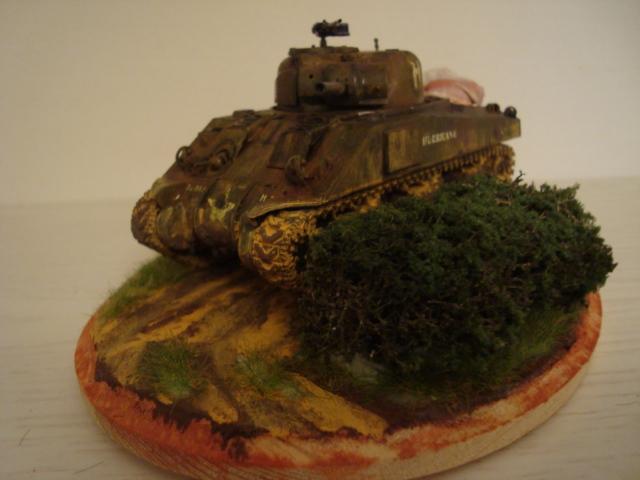 Sherman - M4 sherman Tamiya au 1/48 Dsc05614