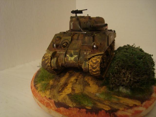 Sherman - M4 sherman Tamiya au 1/48 Dsc05615