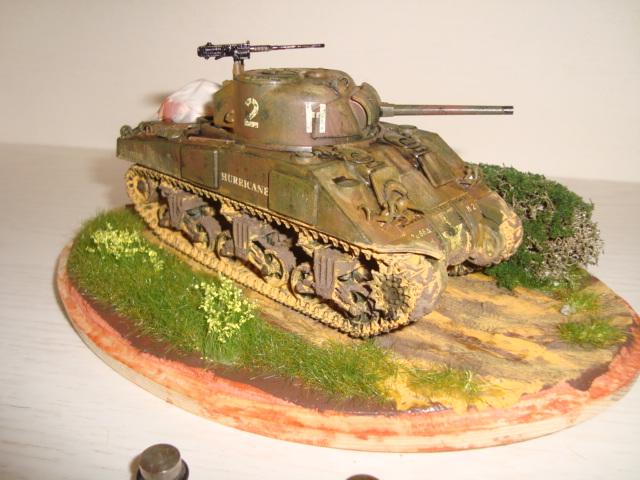 Sherman - M4 sherman Tamiya au 1/48 Dsc05617