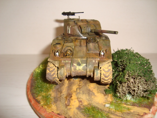 Sherman - M4 sherman Tamiya au 1/48 Dsc05618
