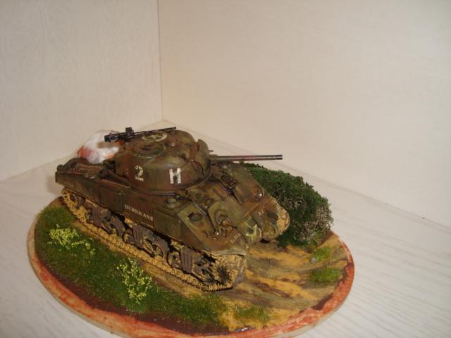 Sherman - M4 sherman Tamiya au 1/48 Dsc05619
