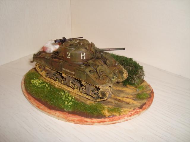 Sherman - M4 sherman Tamiya au 1/48 Dsc05620