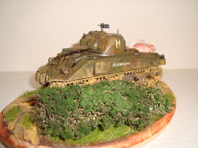 Sherman - M4 sherman Tamiya au 1/48 Dsc05621