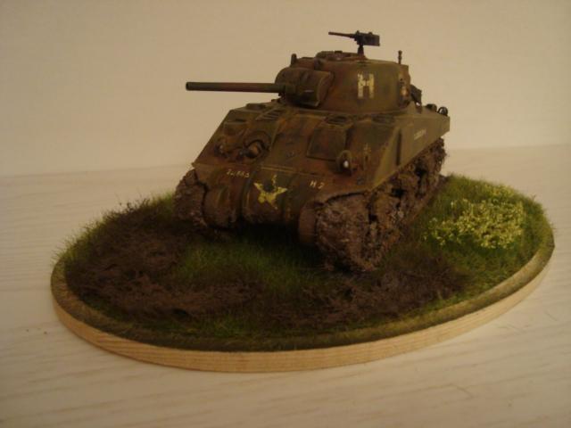 Sherman - M4 sherman Tamiya au 1/48 Dsc05627