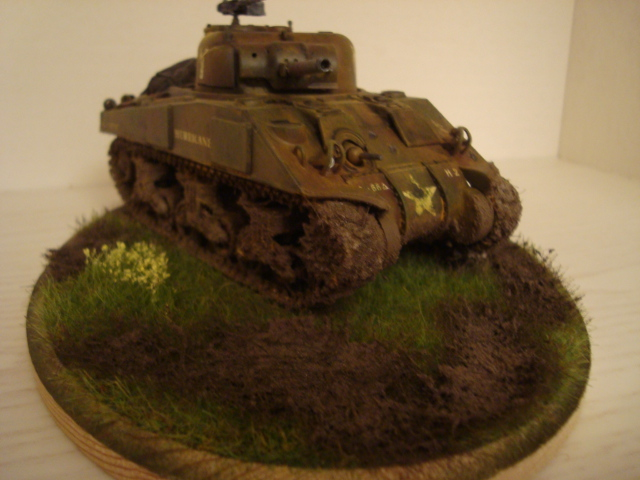 Sherman - M4 sherman Tamiya au 1/48 Dsc05628