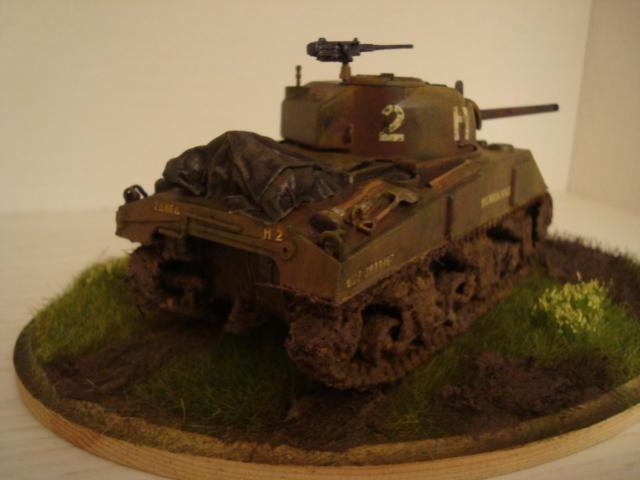 Sherman - M4 sherman Tamiya au 1/48 Dsc05630