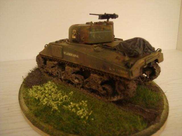 Sherman - M4 sherman Tamiya au 1/48 Dsc05631