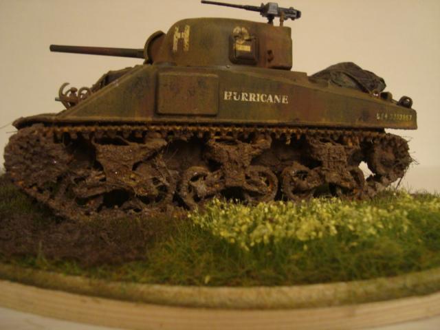 Sherman - M4 sherman Tamiya au 1/48 Dsc05632