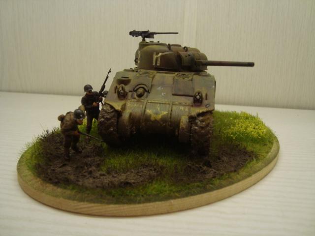 Sherman - M4 sherman Tamiya au 1/48 Dsc05634