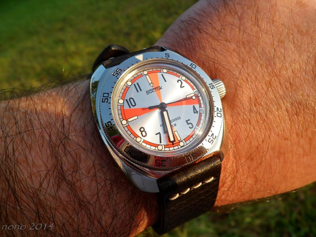 Les autres marques de montres de plongée Amphib14
