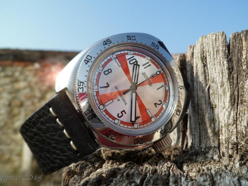 [Photo de la montre du vendredi, sur le portail] La montre du vendredi 3 Octobre ! Amphib15