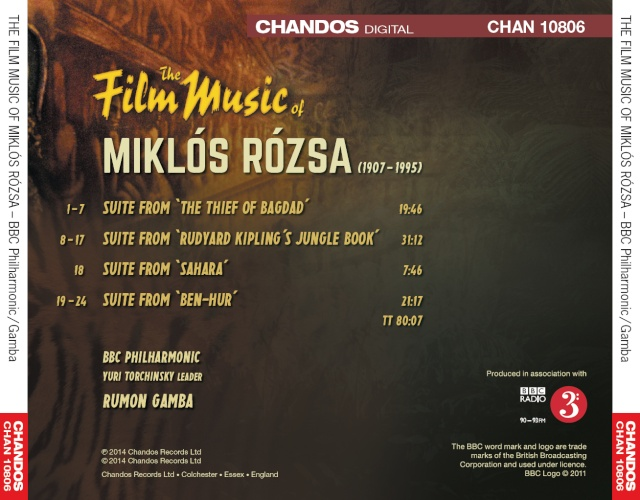 Miklos ROZSA (cinéma) Back41