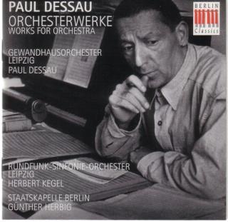 Paul Dessau (1894-1979) Folder11
