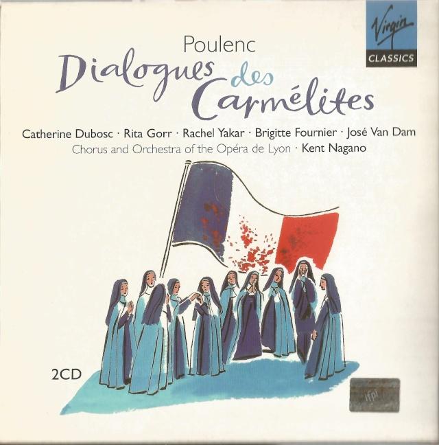 Dialogues des Carmélites de Francis Poulenc Folder27