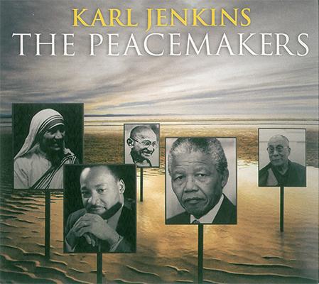 Karl William Jenkins, né en 1944 Front45