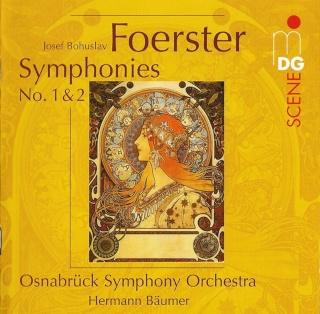 Josef Bohuslav Foerster (1859-1951) Front70