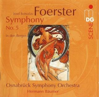 Josef Bohuslav Foerster (1859-1951) Front72