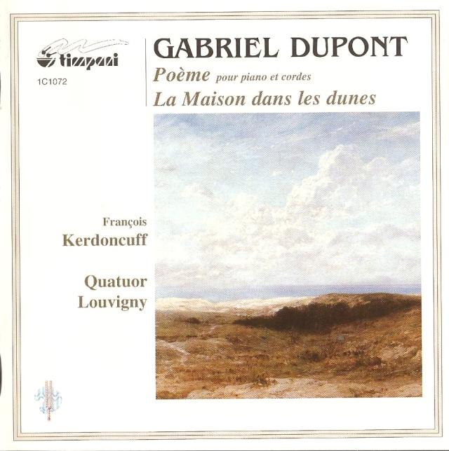 Gabriel Dupont (1878-1914) Front80