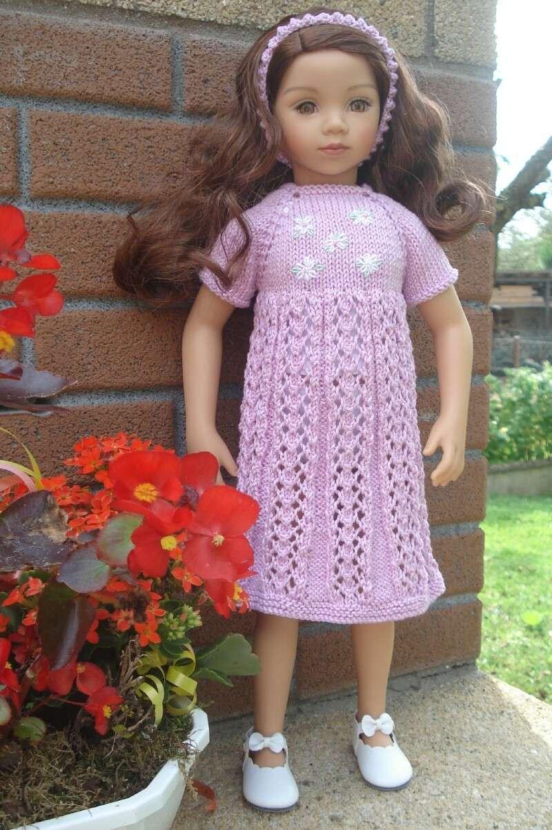 Sa première robe.......... Dsc00028