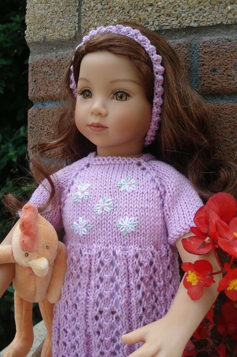 Sa première robe.......... Dsc00111