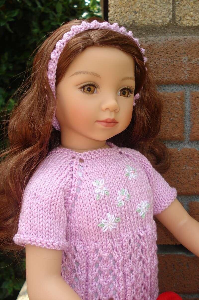 Sa première robe.......... Dsc00112