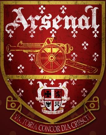 Nouveau logo  pour le Wilckers AFC - 04/09/14 (letisseur) Arsena10
