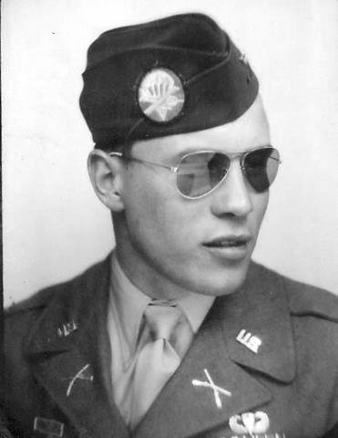 S/Sgt Fred Bahlau, H/506th 101st AB 55952310