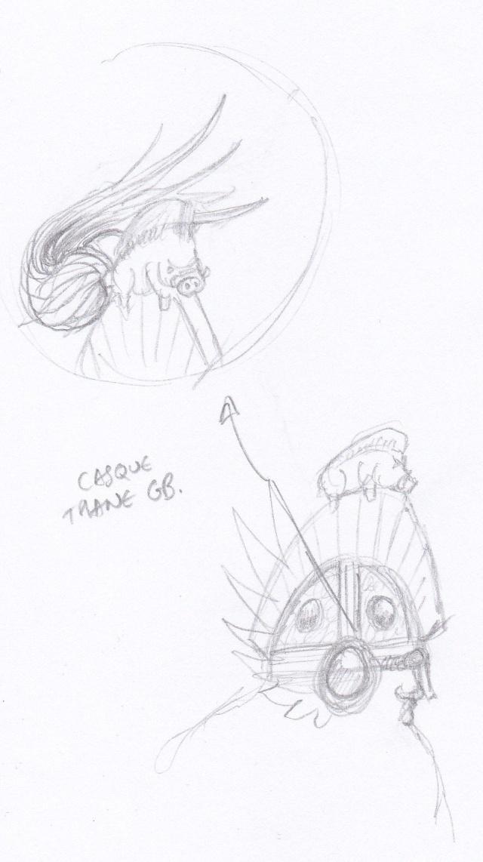 [Projets/Atelier] Clan Main de fer (de Karaz Rhun) - Page 15 Casque10