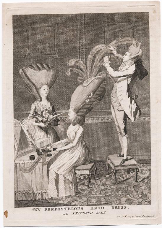 Les coiffures au XVIIIe siècle  - Page 2 177610
