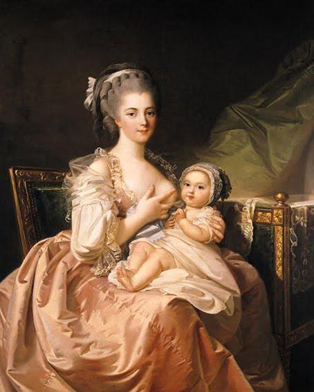 L'Allaitement, et les Bureaux de placement des Nourrices, au XVIIIè siècle 25lesp10