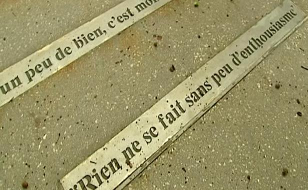 La mort de Voltaire, selon les Mémoires Secrets . Citati10